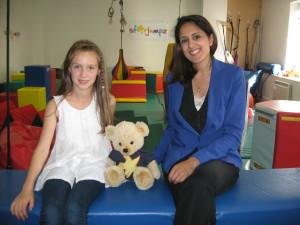 Ella & Nashreen Issa, ITV at Starjumpz